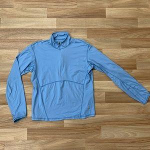 Mountain Hardwear 1/4 zip long sleeve thermal Top